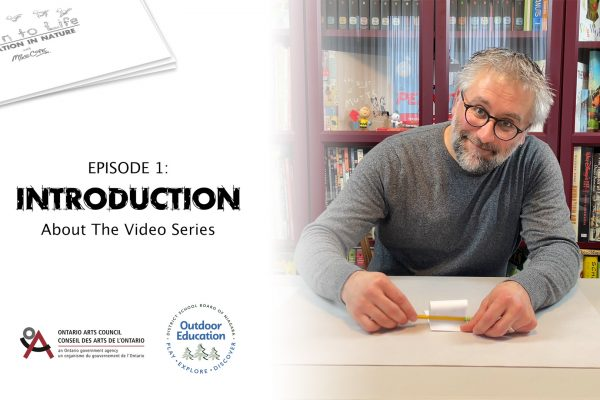 Drawn to Life: Animation in Nature with Mike Cope (Arts Education Video Series)